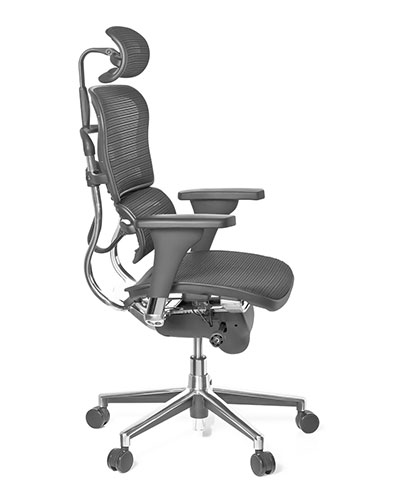 Ergohuman V1 Office Chair Side View