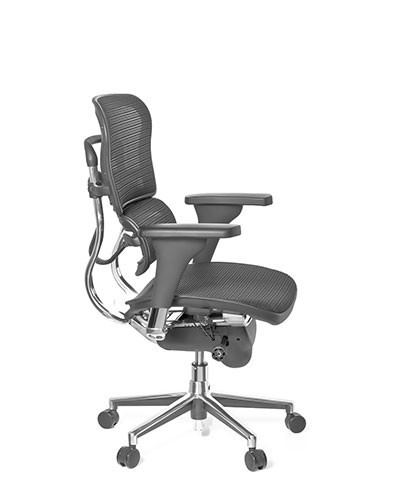 Ergohuman Classic Office Chair Side View